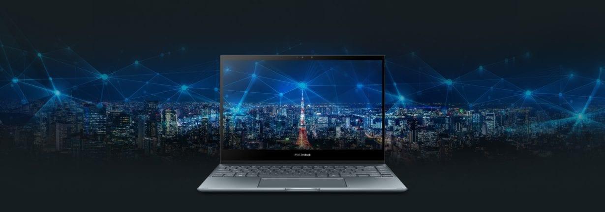ASUS ZenBook Flip 13 UX363, un laptop convertibil cu o autonomie excelentă