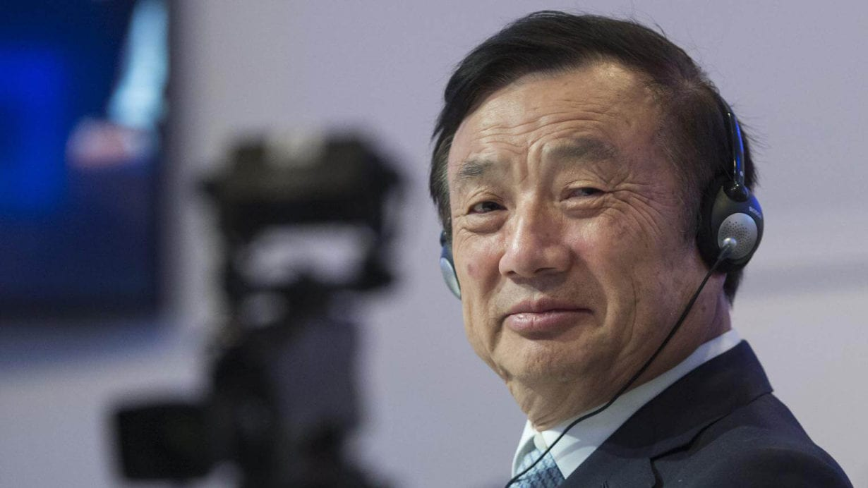 """Fondatorul Huawei îi acuză pe politicienii americani că vor să """"omoare"""" compania chineză"""