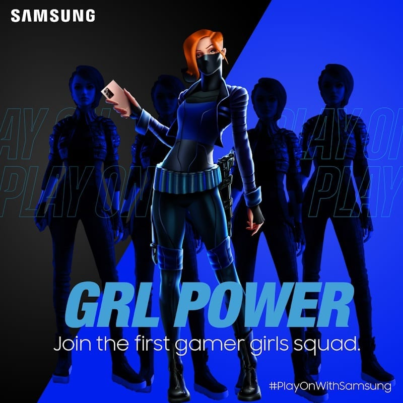 GRLpower este prima echipă de gaming din România cu o componență exclusiv feminină