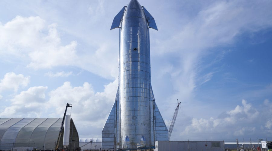 VIDEO SpaceX pregătește cel mai important test al rachetei Starship
