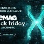 Black Friday 2020 la eMAG: Care sunt primele produse din oferta de anul acesta