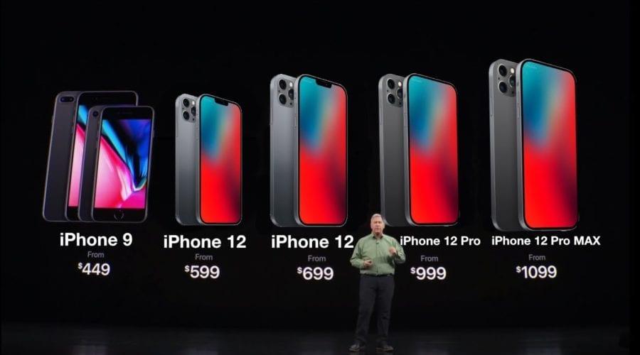 De ce iPhone 12 Mini e diferit față de celelalte noi modele de smartphone-uri de la Apple