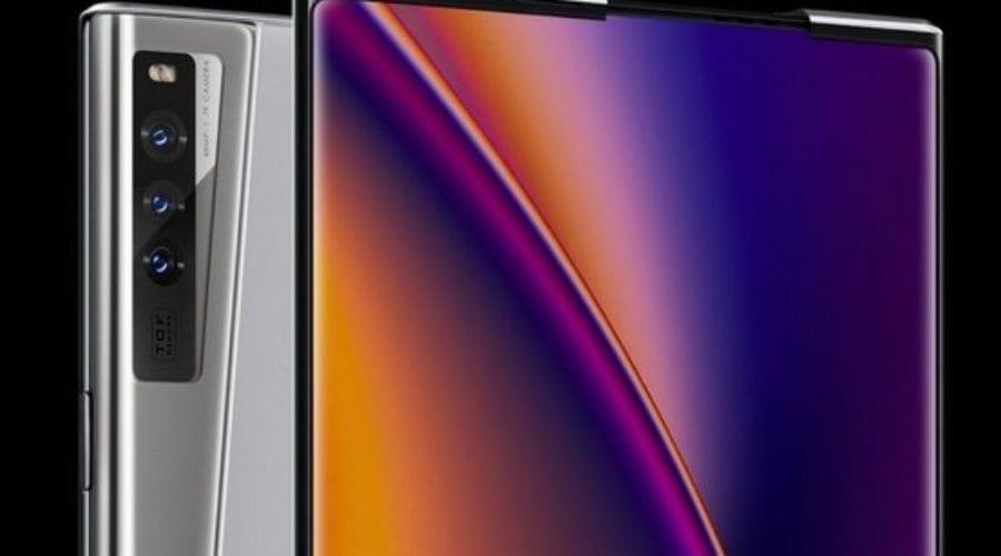 Oppo a prezentat un nou smartphone cu ecran rulabil