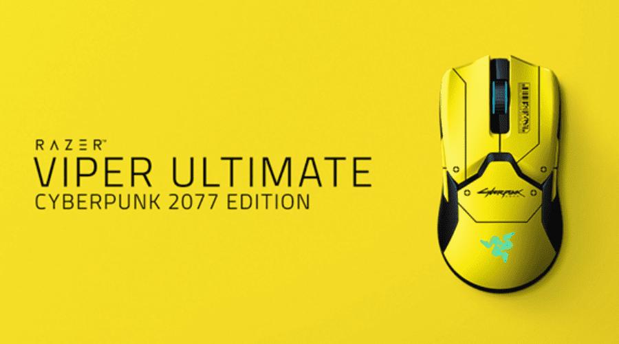 Razer te pregătește de Cyberpunk 2077 cu un nou mouse