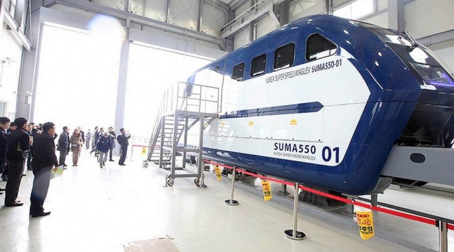 Coreea de Sud a testat cu succes cel mai rapid tren din lume. Ce viteză prinde