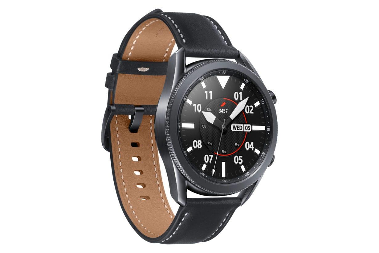 "REVIEW Samsung Galaxy Watch 3, eleganță și utilitate sub același ""acoperiș"""
