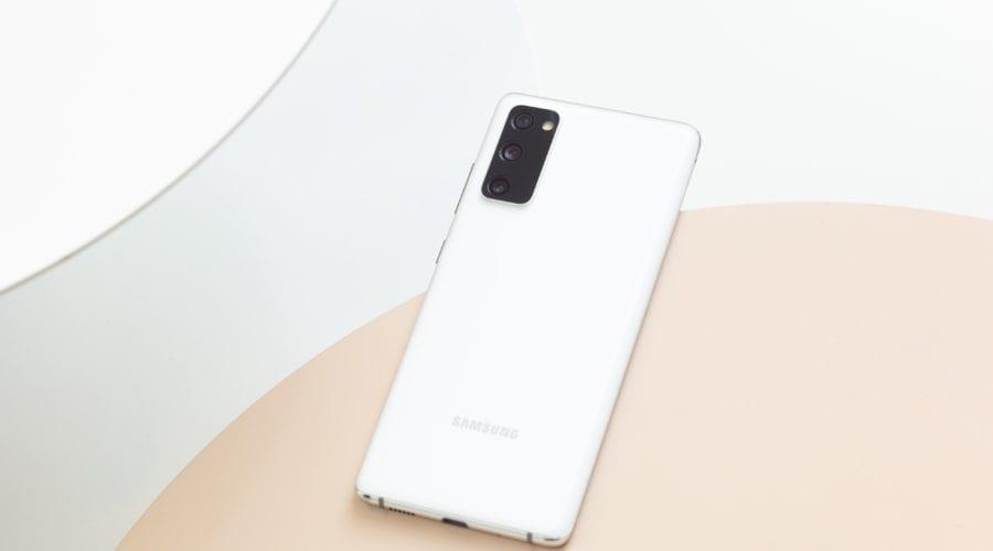 Samsung Galaxy S20 FE 5G va primi update-ul la One UI 3.1