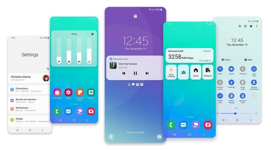 Samsung lansează One UI 3, cea mai nouă interfață de utilizare pentru dispozitivele Galaxy