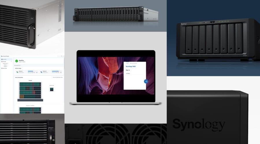 Synology a anunțat o nouă versiune a sistemului de operare DiskStation Manager
