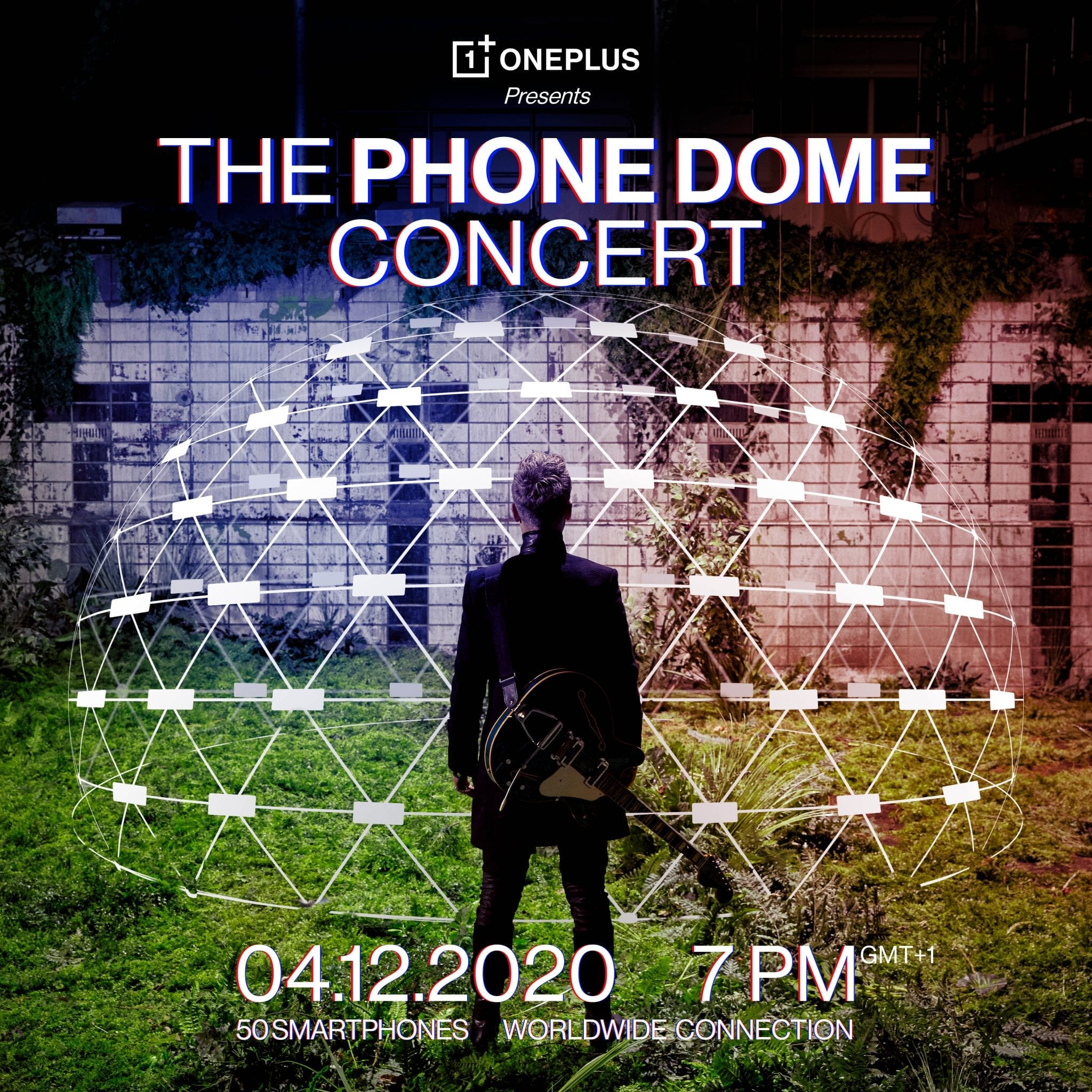 OnePlus va organiza un concert online interactiv pus în scenă cu ajutorul telefoanelor sale