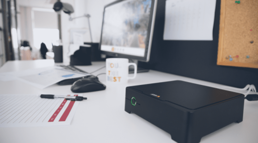 Axis S30008, un nou recorder cu switch PoE integrat