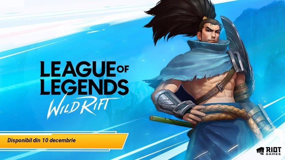 S-a lansat League of Legends pentru smartphone-uri. Ce este diferit față de verisiunea de PC