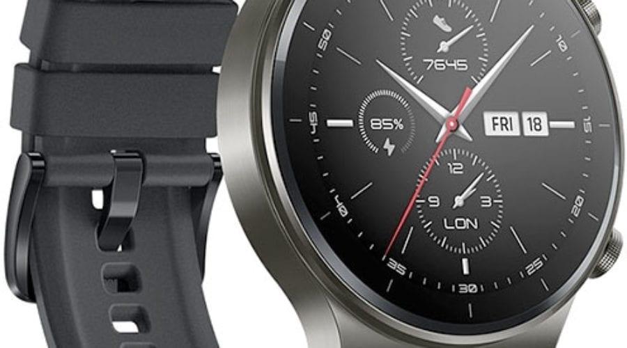 Huawei WATCH GT2 PRO: Autonomie de până la 14 zile într-o construcție premium