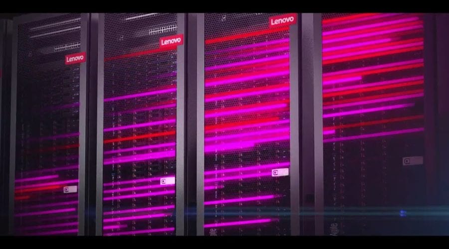 Lenovo Data Center Group oferă soluții noi de gestionare a datelor