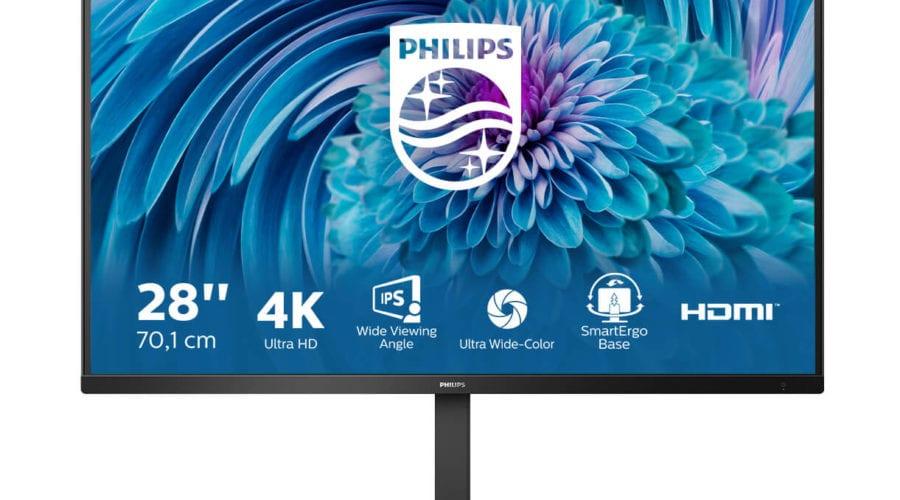 Philips lansează un nou monitor 4K. Ce preț are acesta și de ce caracteristici dispune