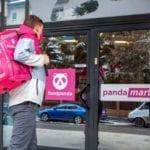 """Foodpanda deschide magazinele """"pandamart"""" în Romania"""