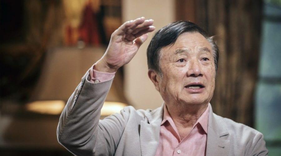 """Fondatorul Huawei transmite un mesaj de încurajare angajaților: """"Huawei nu va fi învinsă"""""""