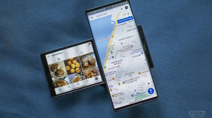 LG ar putea sa renunte la divizia de smartphone-uri