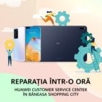 Huawei deschide insulă de service in Băneasa Shopping City