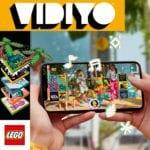 LEGO anunță VIDIYO, o platformă ce pune în valoare creativitatea copiilor prin realitate augumentată