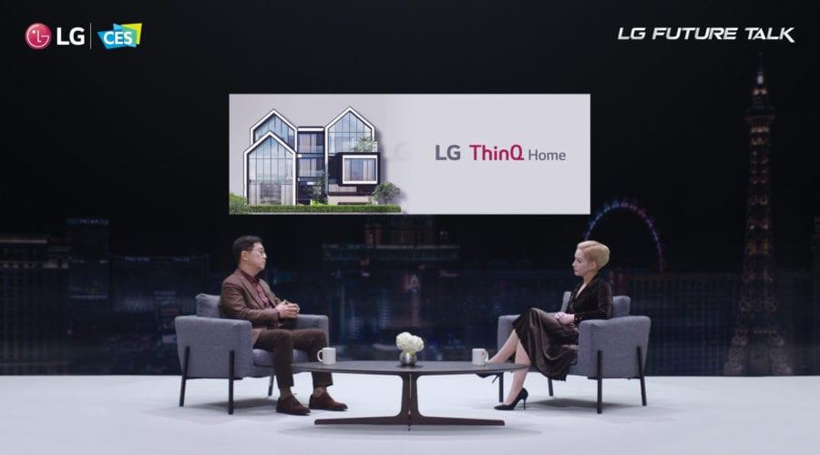 CES 2021: LG îmbunătățește viața prin roboți echipați cu inteligență artificială și noi tehnologii
