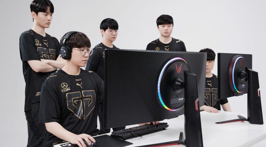 LG UltraGear încheie un parteneriat cu una dintre cele mai mari organizații eSports din lume