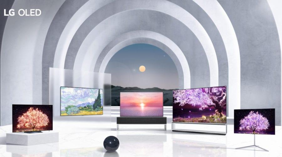 CES 2021: LG prezintă noua gamă de televizoare pentru 2021