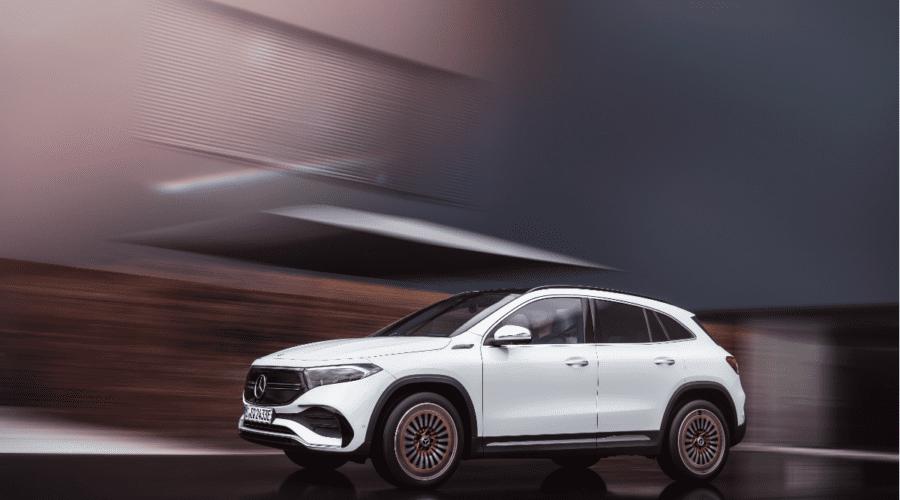 Mercedes-Benz lansează EQA. Vezi primele imagini cu SUV-ul 100% electric