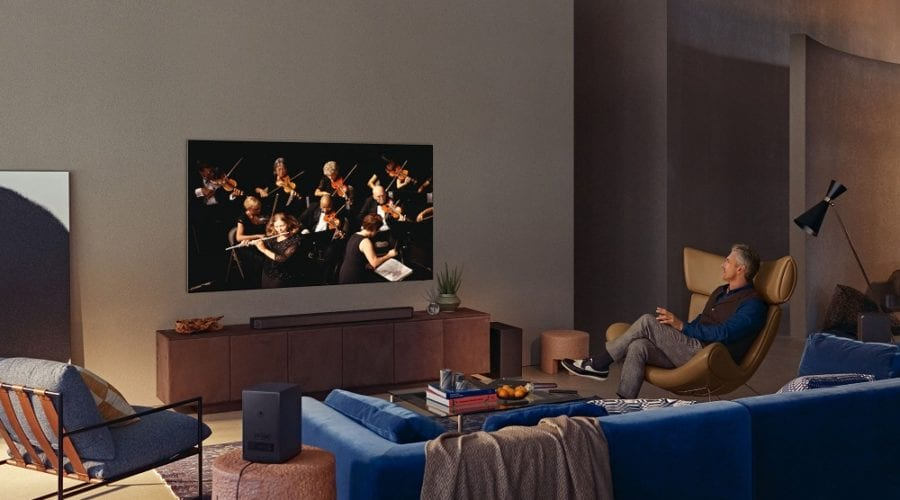 Samsung a prezentat noua gamă de televizoare