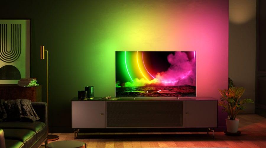 Philips a anunțat noile modele de televizoare OLED, MiniLED și DLED pentru 2021