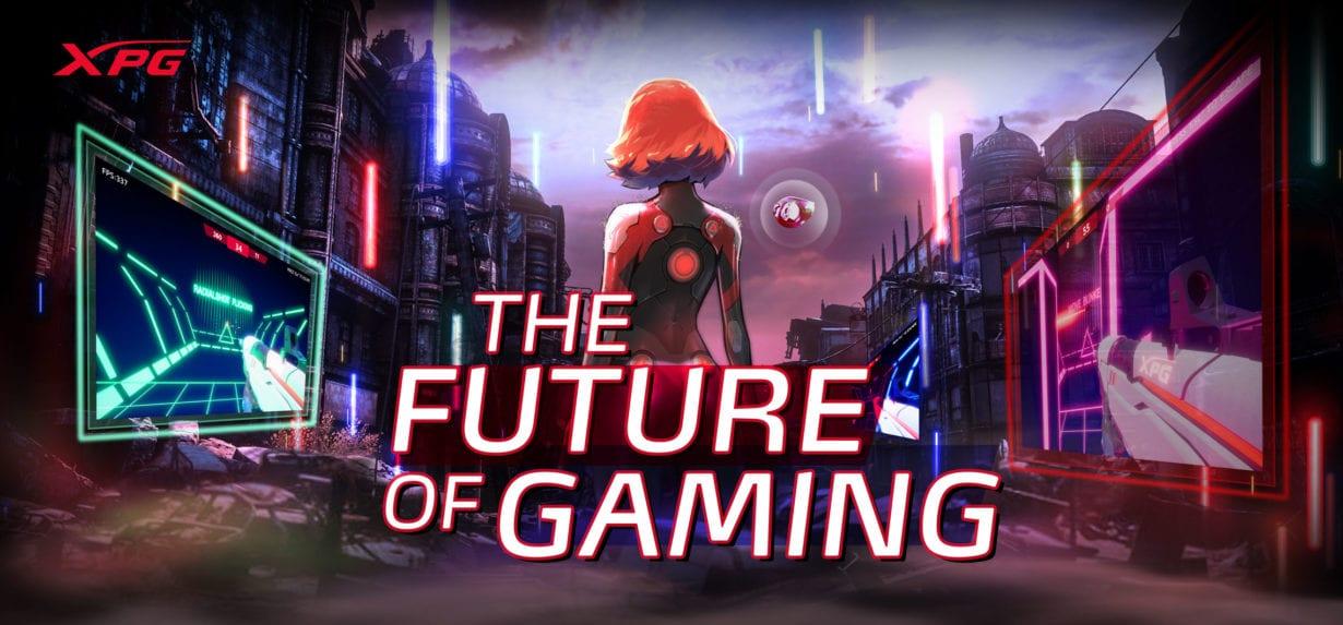 CES 2021: XPG prezintă noul lineup de produse de gaming