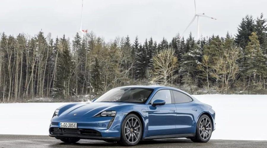 Porsche lansează cel mai accesibil model electric. Ce preț va avea noul Taycan