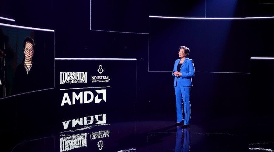 CES 2021: AMD a prezentat noua gamă de procesoare Ryzen pentru laptop-uri