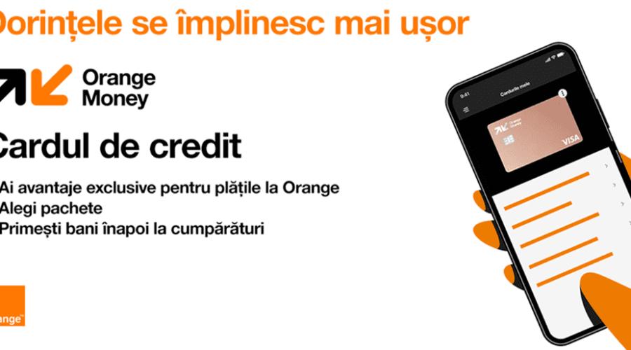 Orange Money lansează un card de credit pe piața din România. Cum beneficiezi de ofertă