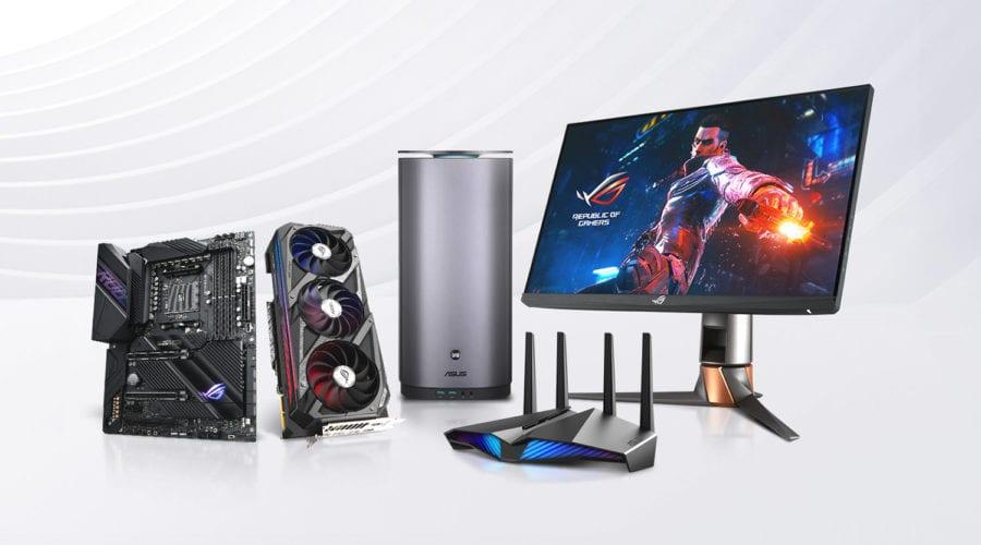 ASUS, unul dintre câștigătorii European Hardware Association