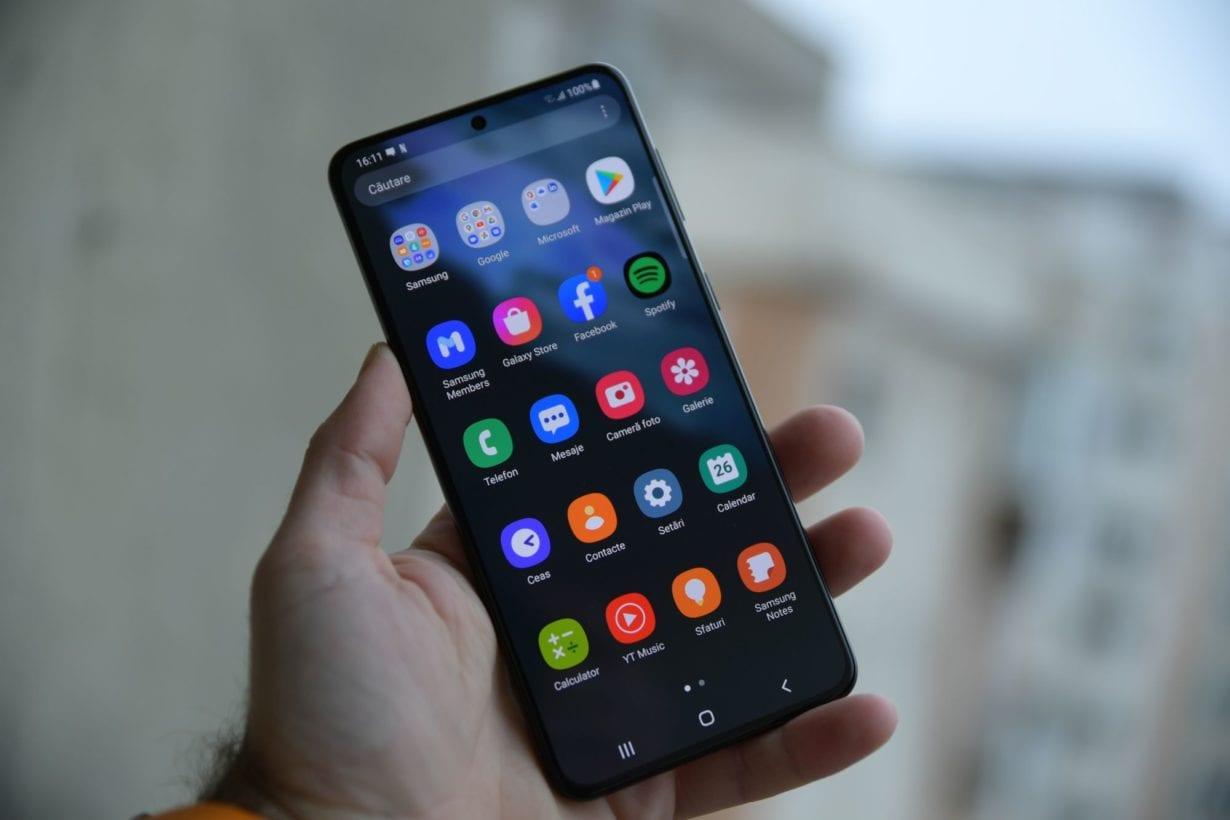 REVIEW Samsung Galaxy S21+ 5G, alegerea optimă din gamă