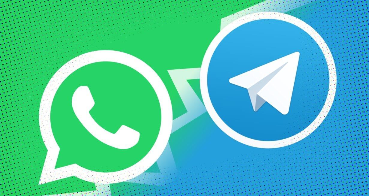 Telegram te-ar putea lăsa să imporți conversațiile de pe WhatsApp