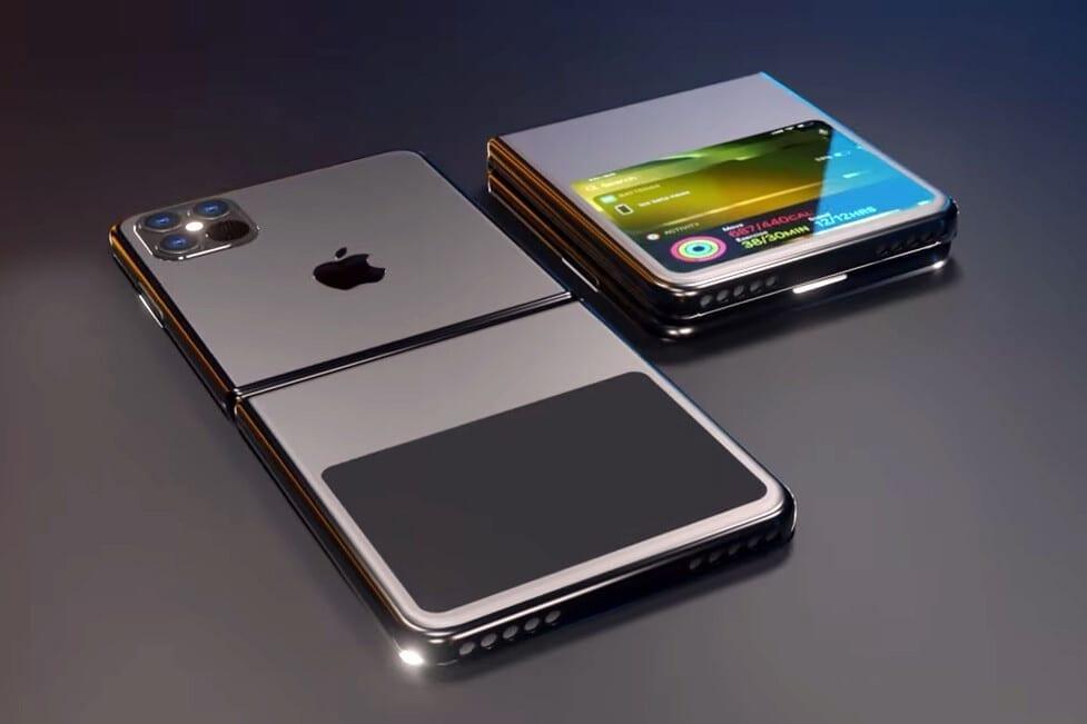 Un designer ne arată potențialul design al viitorului iPhone pliabil