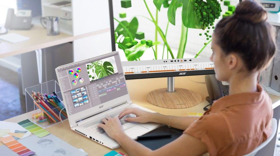 Acer lansează ConceptD pentru creatorii de conținut și pasionații de Youtube