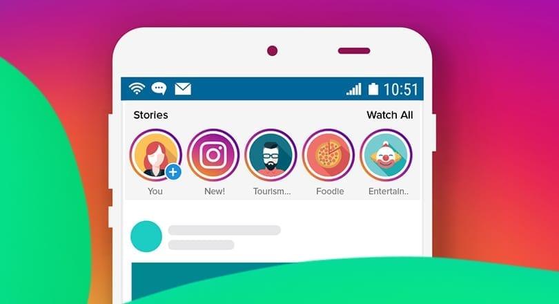 Instagram ar putea implementa feed-ul vertical pe Stories, precum TikTok