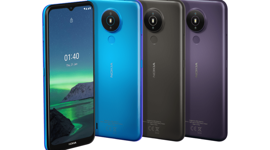 Producătorul Nokia anunță cel mai nou smartphone în portofoliul său. Ce caracteristici va avea în plus Nokia 1.4 față de predecesorul său