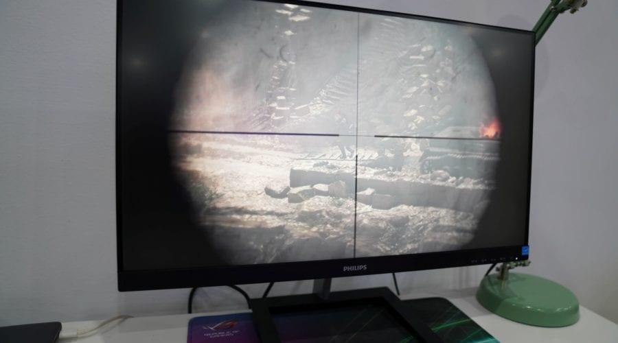 REVIEW Philips 242E1GAJ: Un monitor accesibil pentru gameri