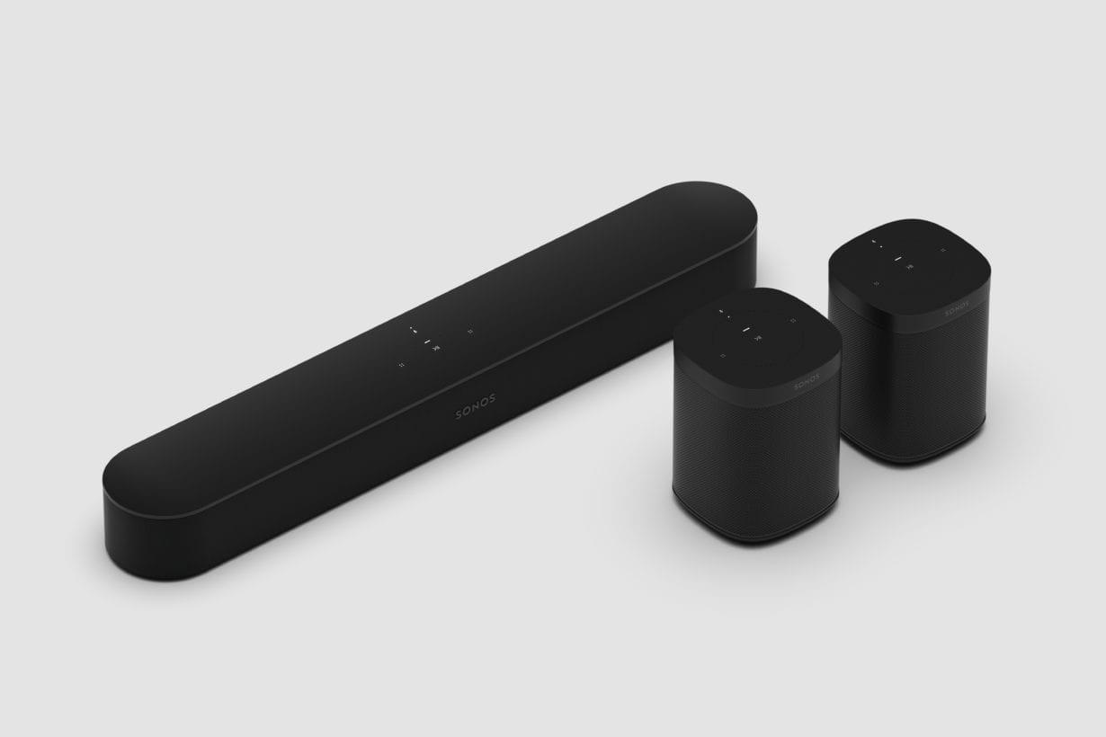 REVIEW Sonos Beam și Sonos One, instalație audio premium