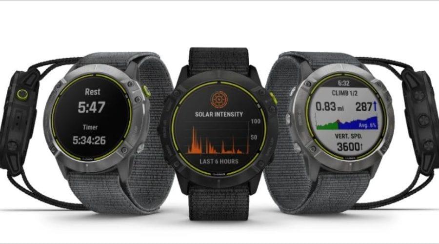 Garmin lansează ceasul Enduro, cu autonomie de până la 1 an cu ajutorul încărcării solare