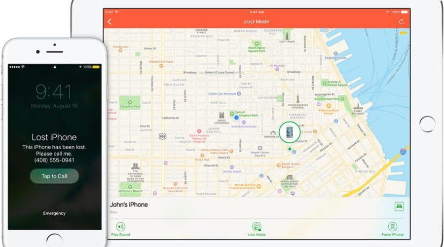 iPhone recuperat după aproape 1 an cu ajutorul GPS-ului
