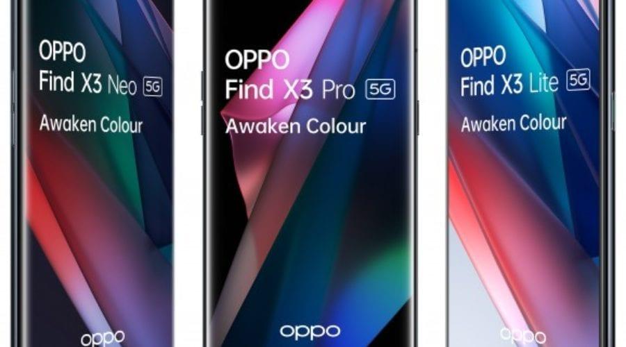 Ce prețuri ar putea avea smartphone-urile Oppo din seria Find X3