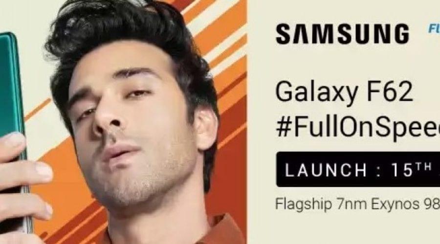 Samsung Galaxy F62 ar putea avea o camera de 64MP