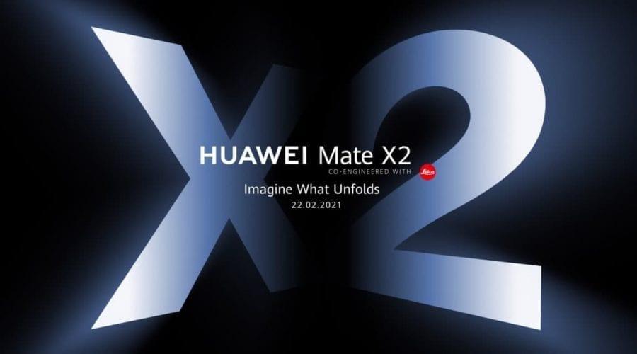 Huawei a lansat un nou poster pentru a dezvălui detalii ale viitorului Huawei Mate X2