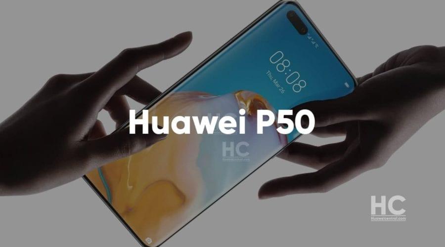 Huawei va lansa seria P50 cu schimbări de design și cameră. Vezi alte detalii