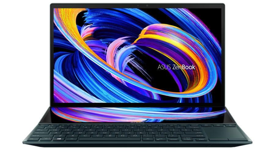 REVIEW Asus Zenbook Duo 14 UX482E: Sporește productivitatea cu două ecrane